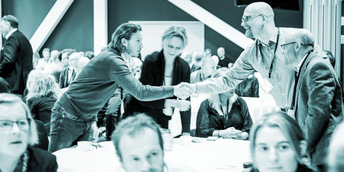 Data Club Host Event Rent Book Seminar Stockholm
