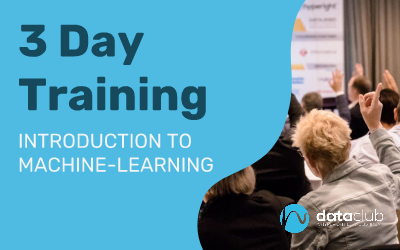 Introduction to Machine Learning – 3 Day Onsite Training
